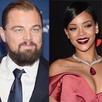 Leonardo DiCaprio and Rihanna Caught Kissing?! #leonardodicaprio #rihanna #kissing