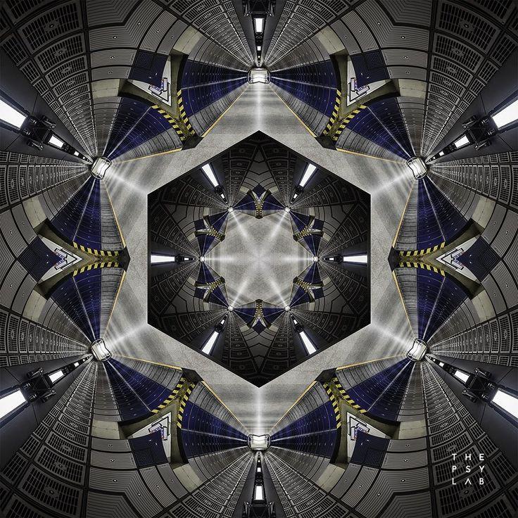 Mandaloscope 91 | Silverstar