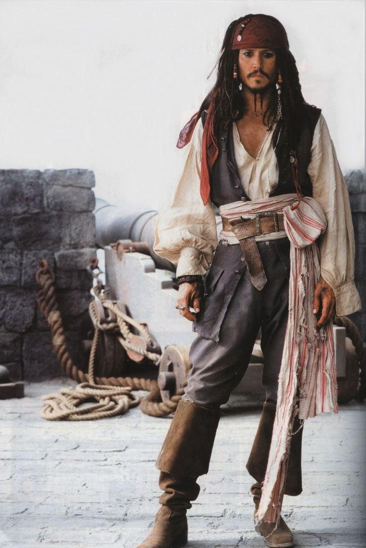 THE JOHNNY DEPP ZONE ~ Pirates of the Caribbean: The Curse of the Black Pearl