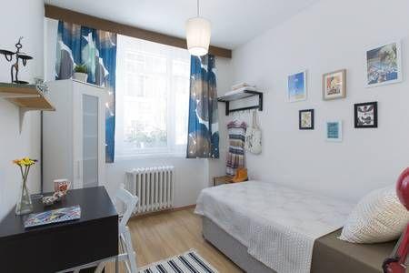 Airbnb'deki bu harika kayda göz atın: Lovely Single Room in Beşiktaş! - İstanbul şehrinde Kiralık Apartman daireleri