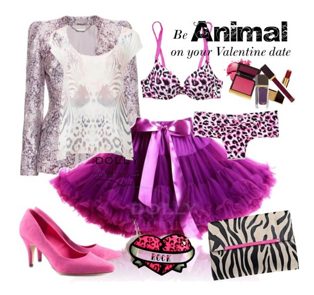 Punk princess..be ANIMAL!
