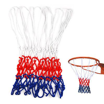 Standard durable #nylon basketball goal hoop net #netting red/white/blue #sports,  View more on the LINK: http://www.zeppy.io/product/gb/2/160747494912/