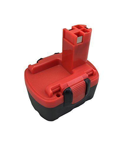 Generic remplacer Outils électriques compatible pour Bosch Batterie Ni-MH 14,4V 3000mAh BAT038BAT040BAT041BAT140BAT159; 2607335…