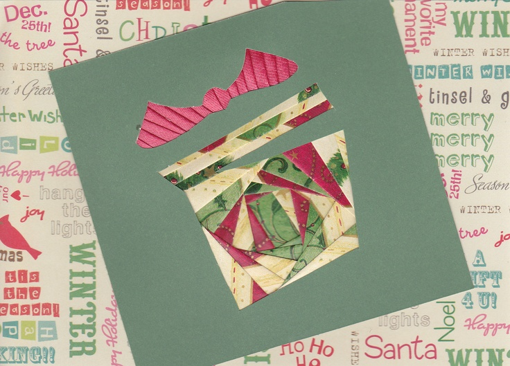 Iris folded Christmas gift: Melanie Blystra, Christmas Gifts