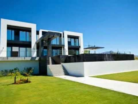 """90"""" video showing the construction of a spectacular contemporary villa in Marbella, Spain (La Alqueria)  http://youtu.be/vEq9YT7aPBM"""
