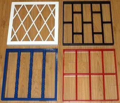 Resultado de imagen para protectores de ventanas de tubo cuadrado