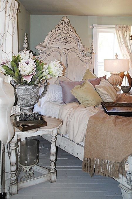 17 best images about into white on pinterest antiques for French cottage bedroom ideas