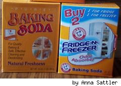 Also use for Greasy oven hoods - About 2 T Dawn dish soap and 2 T of baking soda in 1/4 cup of water excellent for any old grease on wall and oven hood! This is amazing!!!