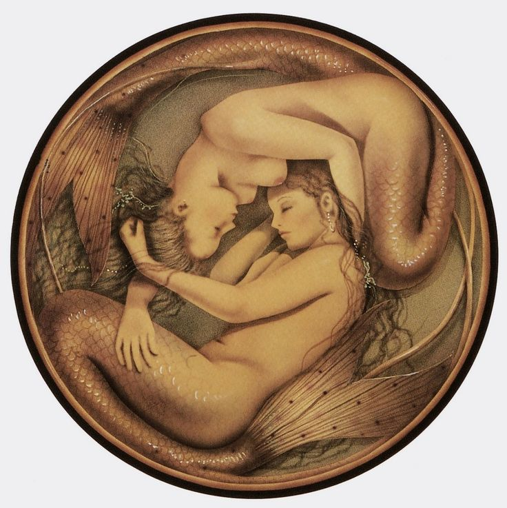 Erotic yin yang