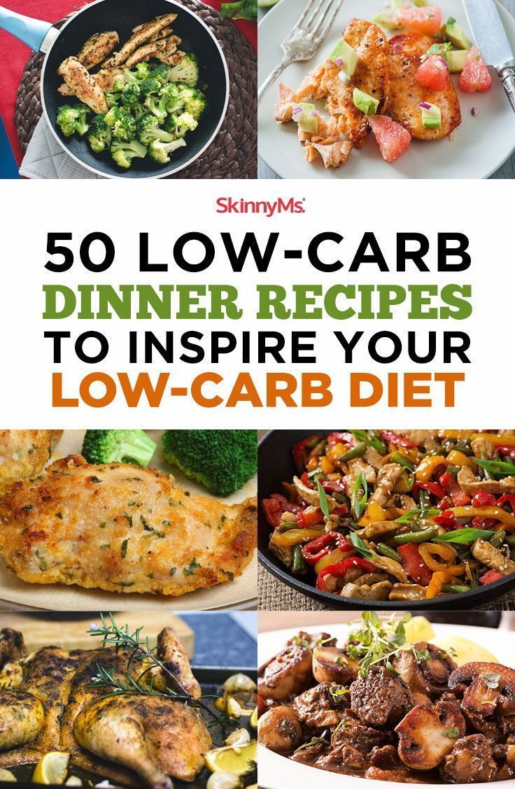 50 Low Carb Dinner Recipes To Inspire Your Low Carb Diet Low