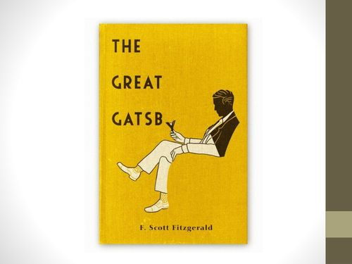 Critical response ideas for Great Gatsby?