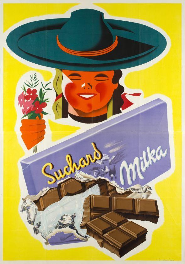 Chocolat Suchard Milka