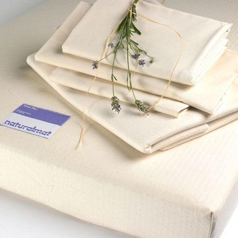 Bedroom | Baby bedding | Baby sleep essential | Eco baby | baby cot sheets --- Natural Mat