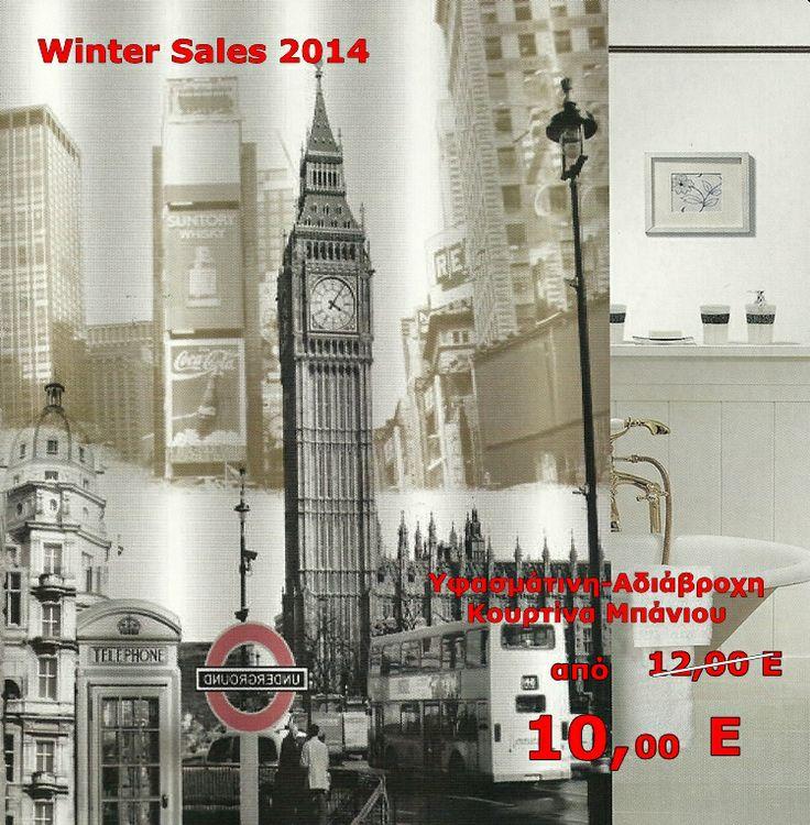 Κουρτίνα Μπάνιου London Μόνο 10,00 ευρώ !!!! http://www.homeclassic.gr/e-shop/#!/~/product/category=8592046&id=33310213