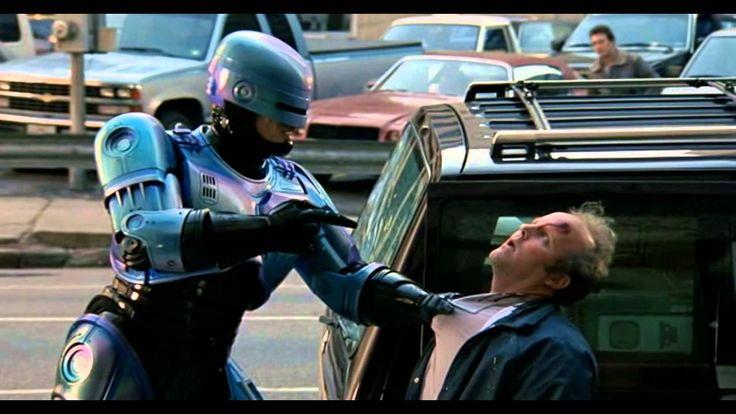 Robocop 2: Funny Scenes - YouTube