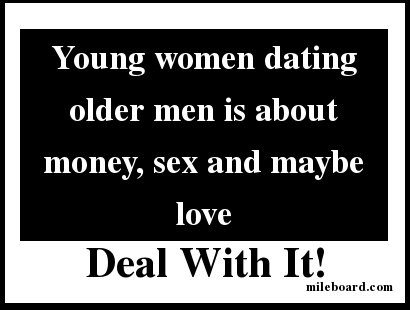 dating guys for money