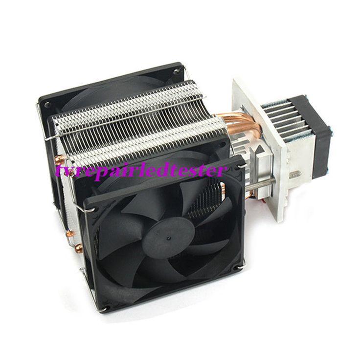 12V 10A Semiconductor Refrigeration Chip DIY Electronic Semiconductor Radiator #UnbrandedGeneric