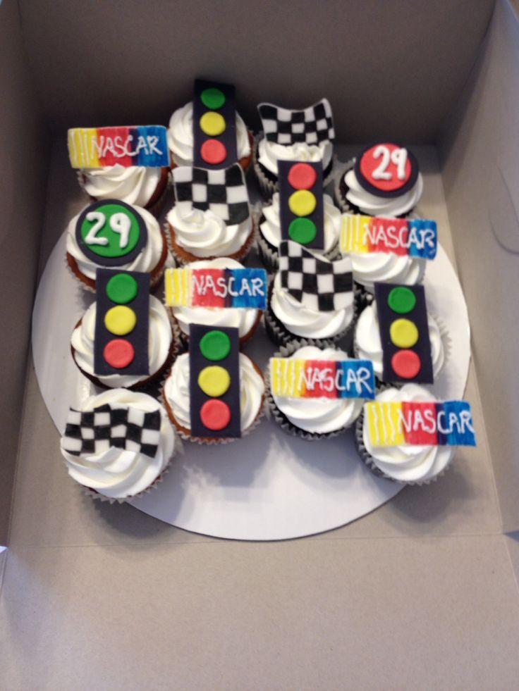 Nascar Decorated Cakes