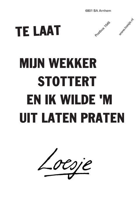 Citaten Loesje Teksten : Best nederlandse teksten uitspraken citaten vol