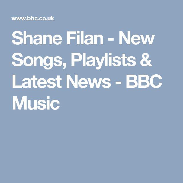 Shane Filan - New Songs, Playlists & Latest News - BBC Music