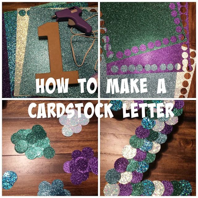 Wife of a Traveling Husband: Cardstock Letter