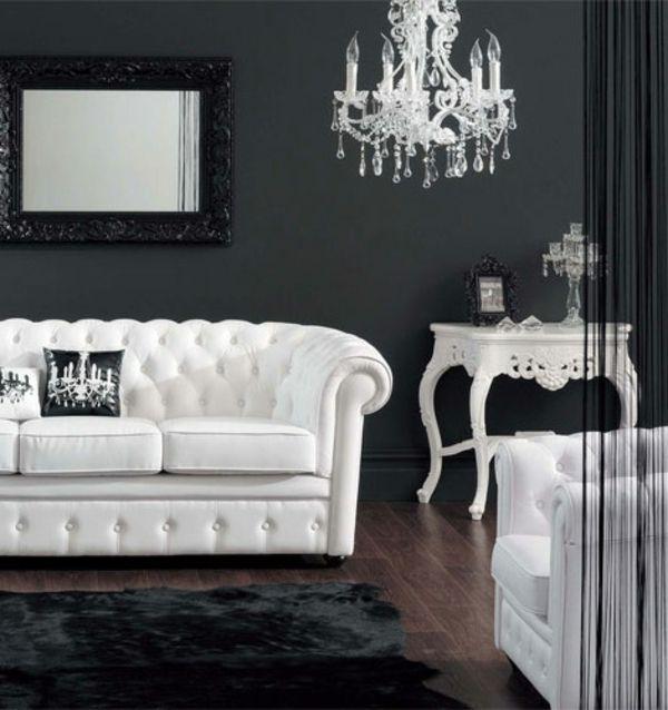 Les 25 meilleures id es concernant chambre baroque sur pinterest chambre go - Chambre rose et noir baroque ...