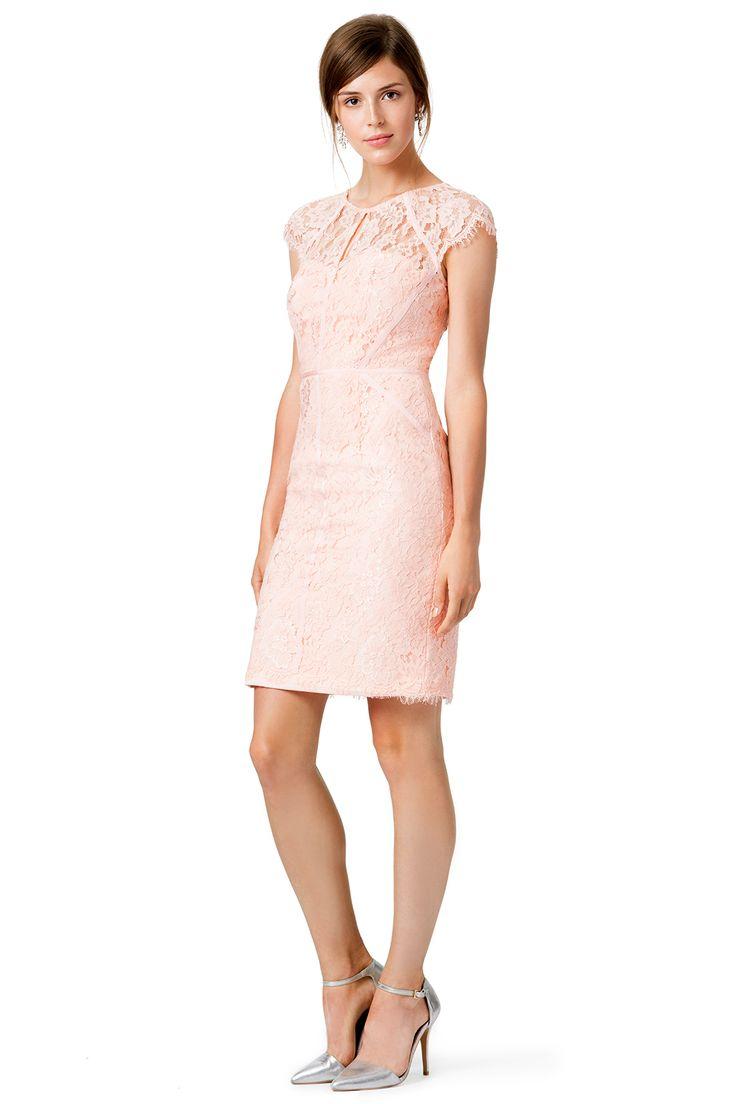 90 best bridal shower dresses images on pinterest shower dresses pink lace dress for a bridal shower ombrellifo Gallery