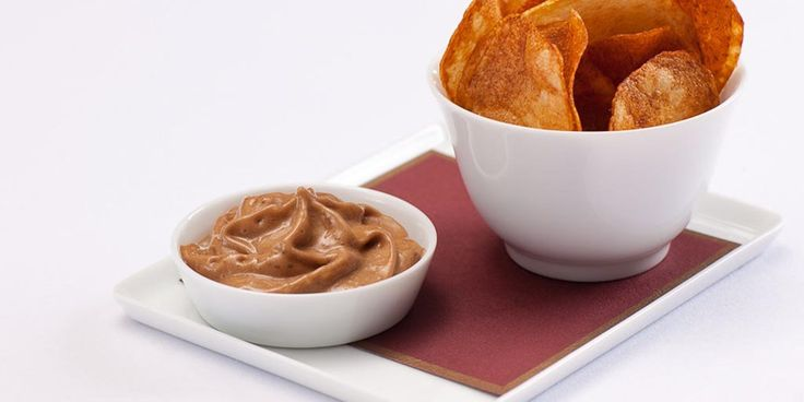 This homemade crisps recipe from Shaun Rankin comes with a beautifully light balsamic foam