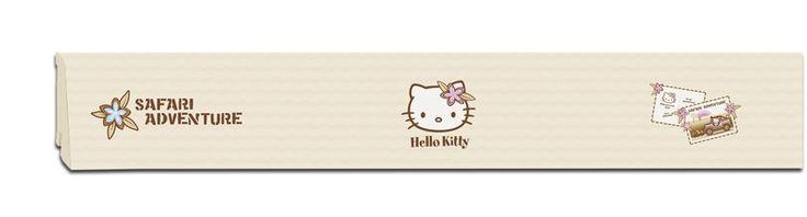 Echt leuk voor in je slaapkamer zijn onze Hello kitty MDF plinten. Ze zijn eenvoudig aan te brengen dmv lijm/montagekit.De afmetingen zijn 58x20x2500mm -