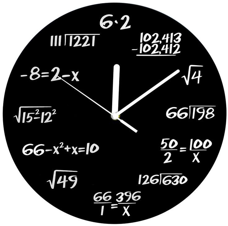 Would be a great maths activity - give students an empty clock & have them fill in each space with a maths phrase/expression that is equivalent to the number in that spot.