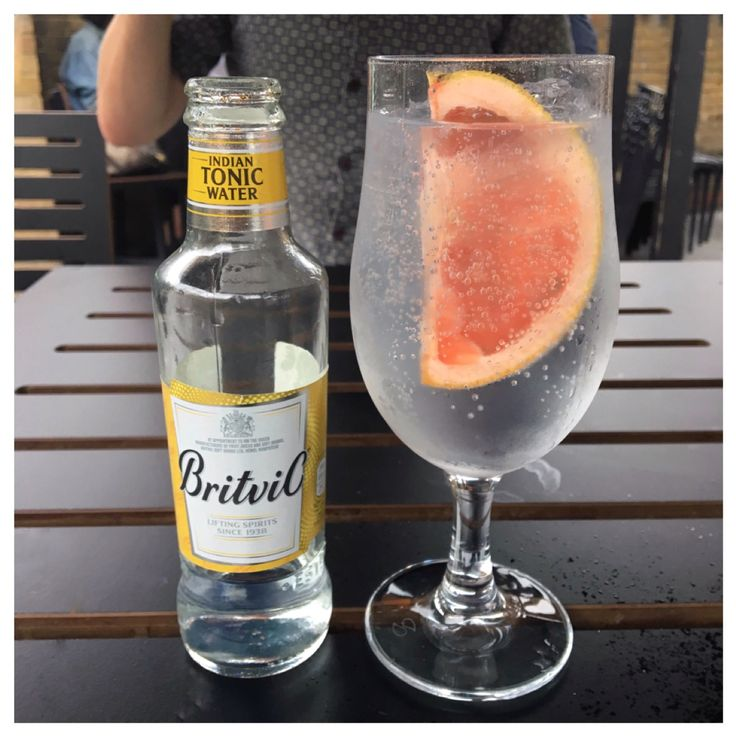 Portobello Road Gin G&T with Britvic tonic and grapefruit at The Brockley Barge, Brockley, London (Instagram @gemma_thomas__)