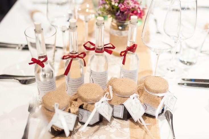 Eine 'Jute' Hochzeit