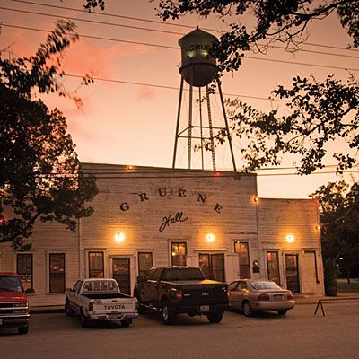 Built in 1878, it helped launch the careers of household names such as Lyle Lovett and George Strait. And any musicians in Texas worth their cowboy boots have played on its stage, from Merle Haggard and Willie Nelson to Jack Ingram and the Dixie Chicks