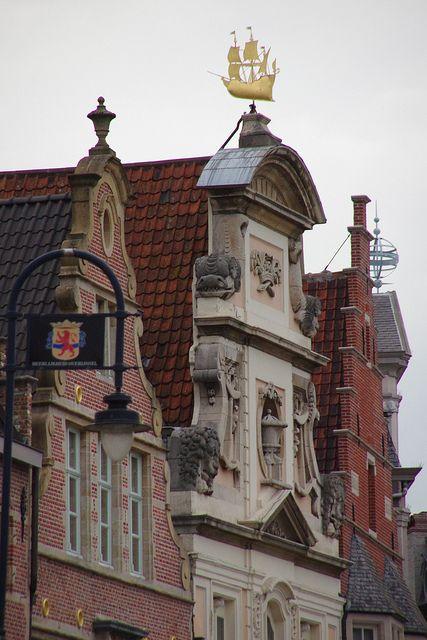 Guild Houses - Ghent, Belgium
