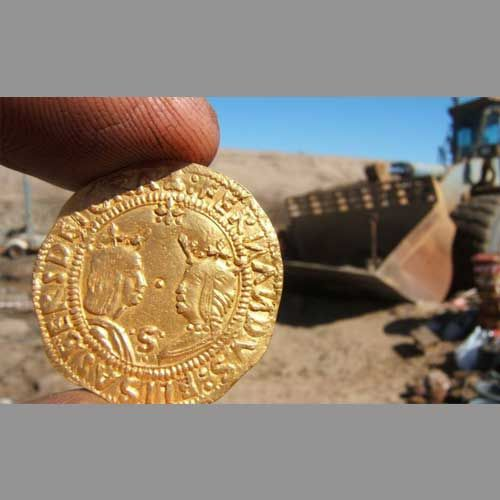 """16th-Century-Ship-""""The-Good-Jesus""""-&-Gold-Coins-Worth-$13,000,000-Found-Off-Namibian-Coast-"""