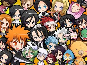 Bleach Anime Chibi | Anime Cartoon 2014