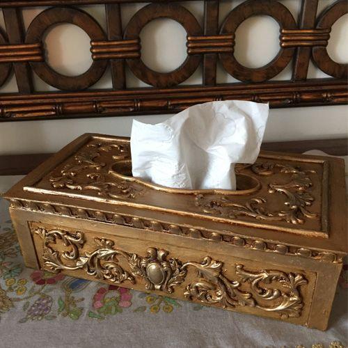 Dore Kağıt Mendil Kutusu