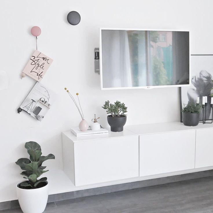 Ikea 'Bestå' credenza @bykoczanska