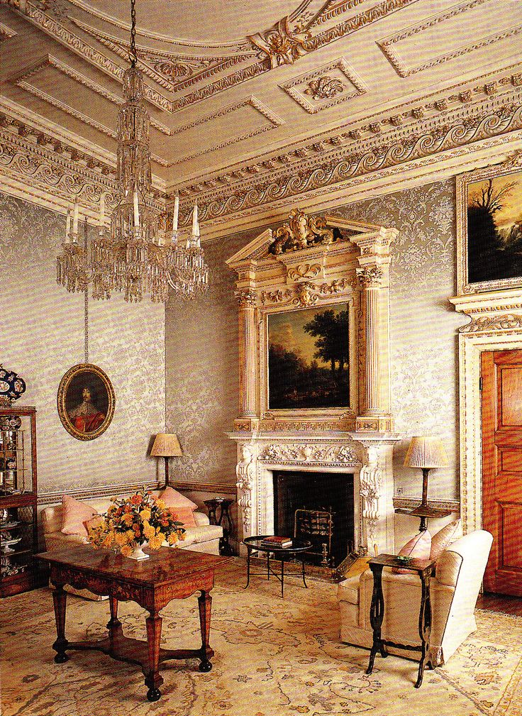 Book Early Georgian Interiors By John Cornforth