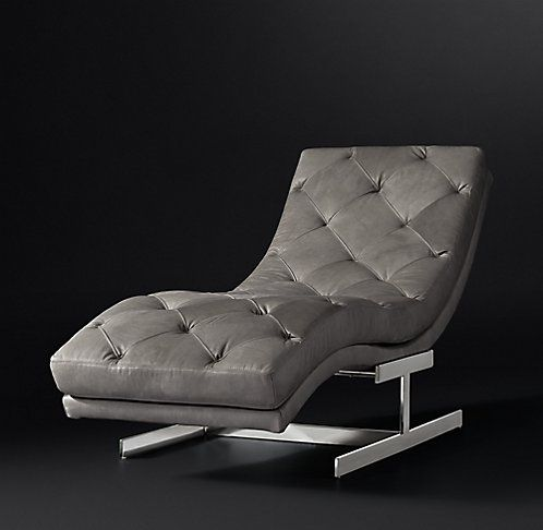 Chaises, Benches U0026 Daybeds | RH Modern