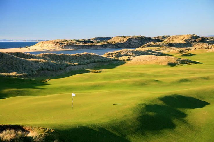 PowerfulGolfTips.com - I love this picture of Barnbougle Dunes golf course in Tasmania, Australia! #golfcourses #golf