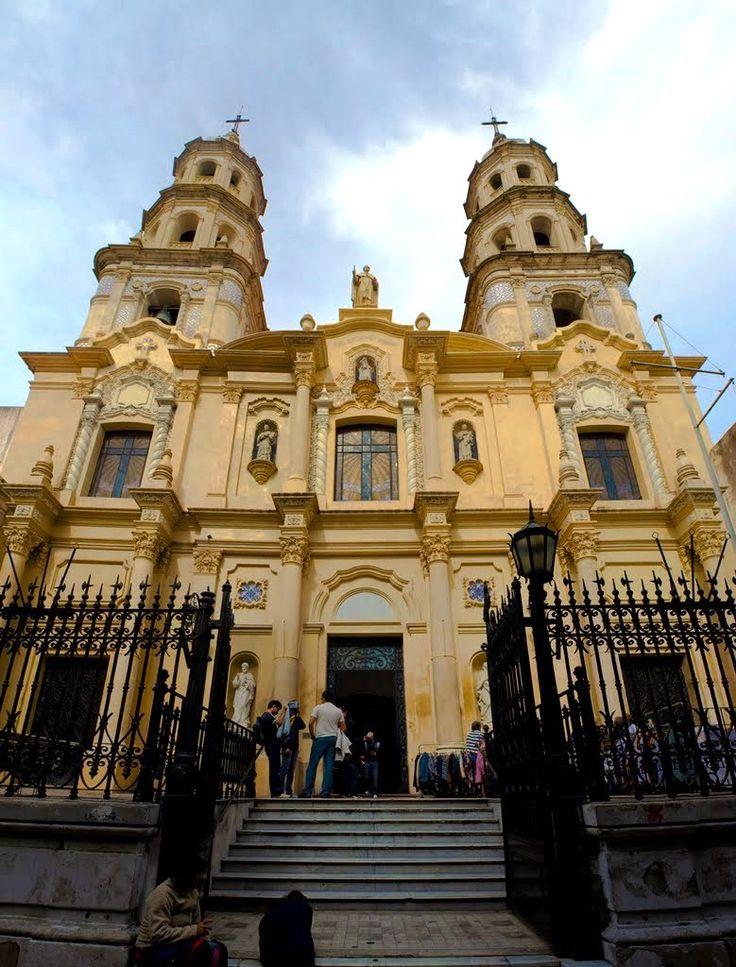 Iglesia San Pedro Telmo. Buenos Aires