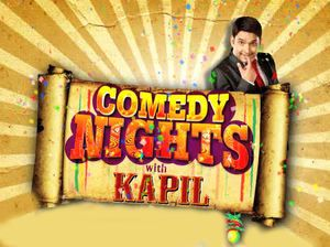 Comedy Nights With Kapil 13th December 2014 colors HD episode