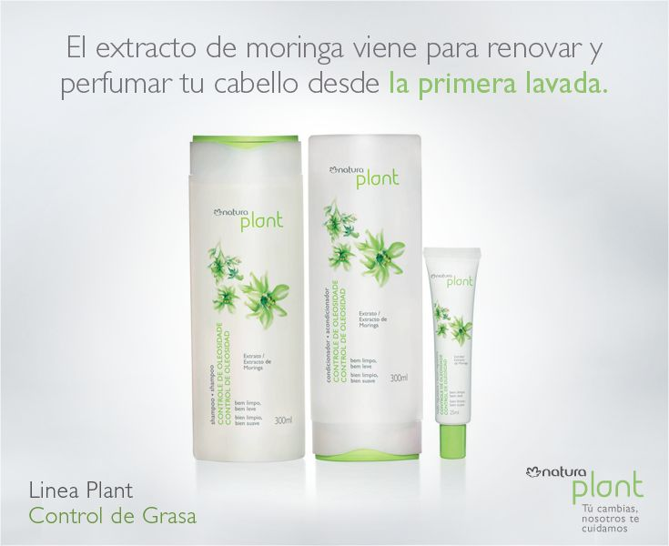 Para todo tipo de cabello hay un tratamiento especifico. en Natura pudes conocer mas. Contactame en Bogota (311)258-9400