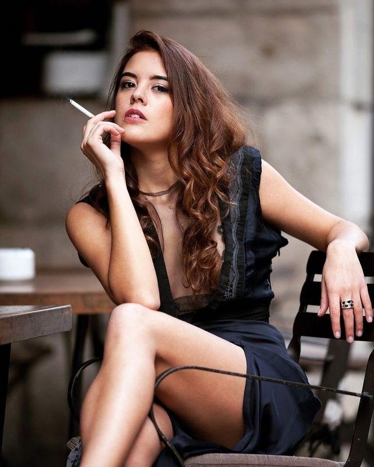 Hot girls smoking cigarettes, hannah storm pantyhose