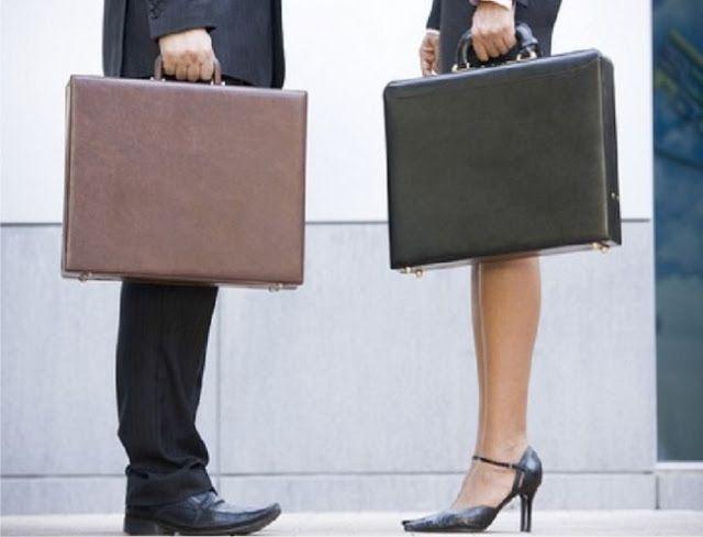 Brasil é um dos 15 países com maior desigualdade salarial entre homens e mulheres   Canal do Kleber