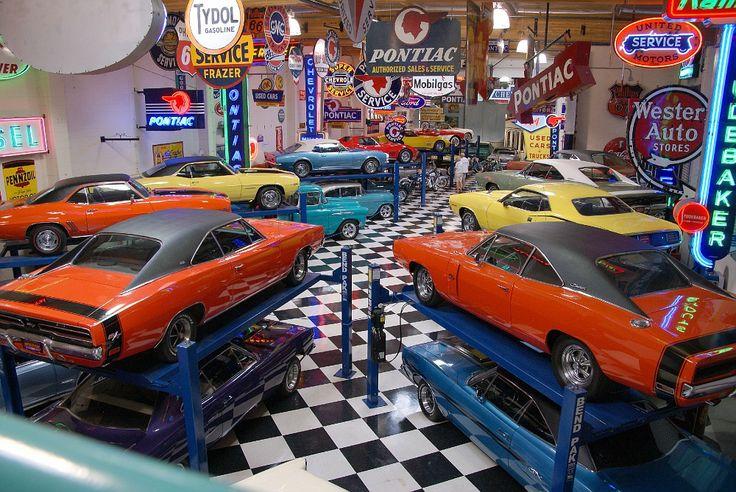 Surf City Garage, Huntington Beach, CA