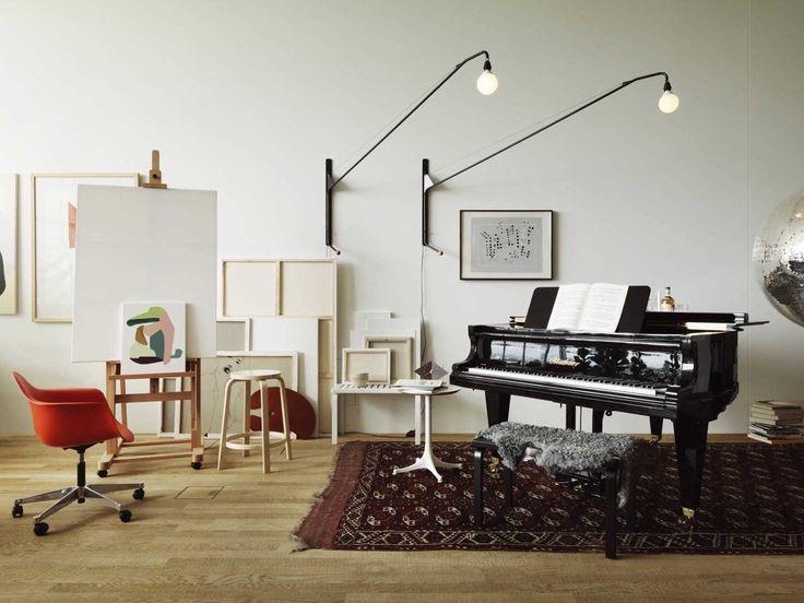charm impression living room lighting ideas. vitra artek studio ilse u003d super sweet installation at vitrahaus charm impression living room lighting ideas a