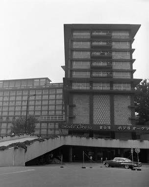 Yoshiro Taniguchi, Hotel Okura