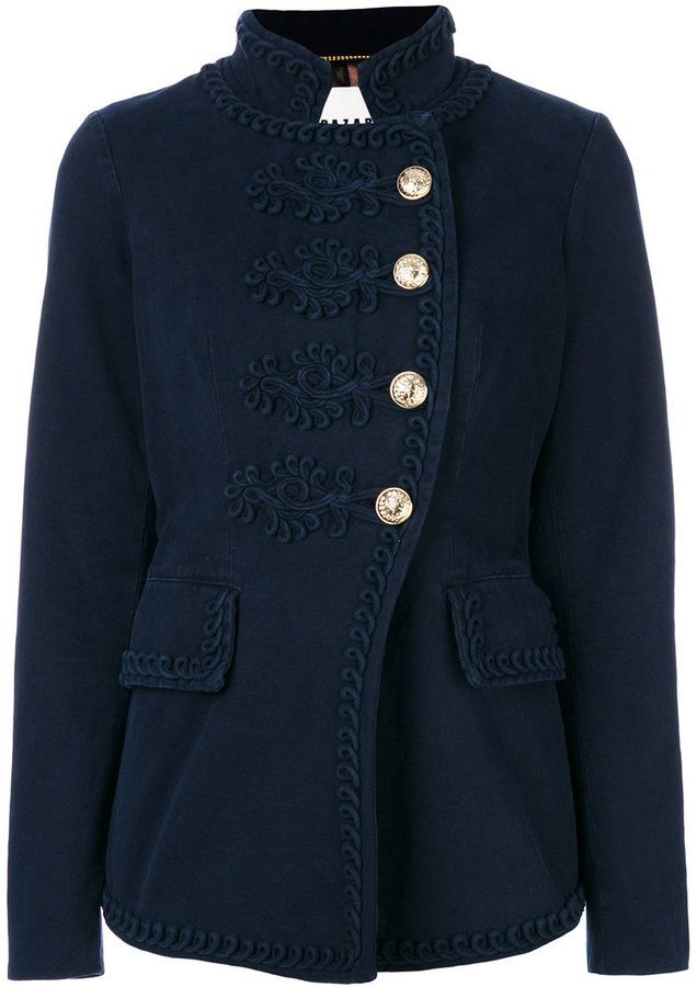 Bazar Deluxe military style jacket